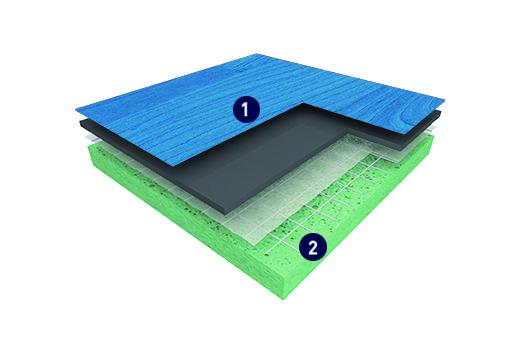 AFC Futsal Flooring Sport Surface Design